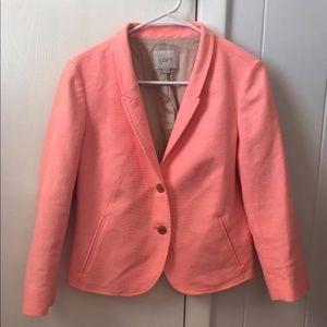 Bright Coral Jacket